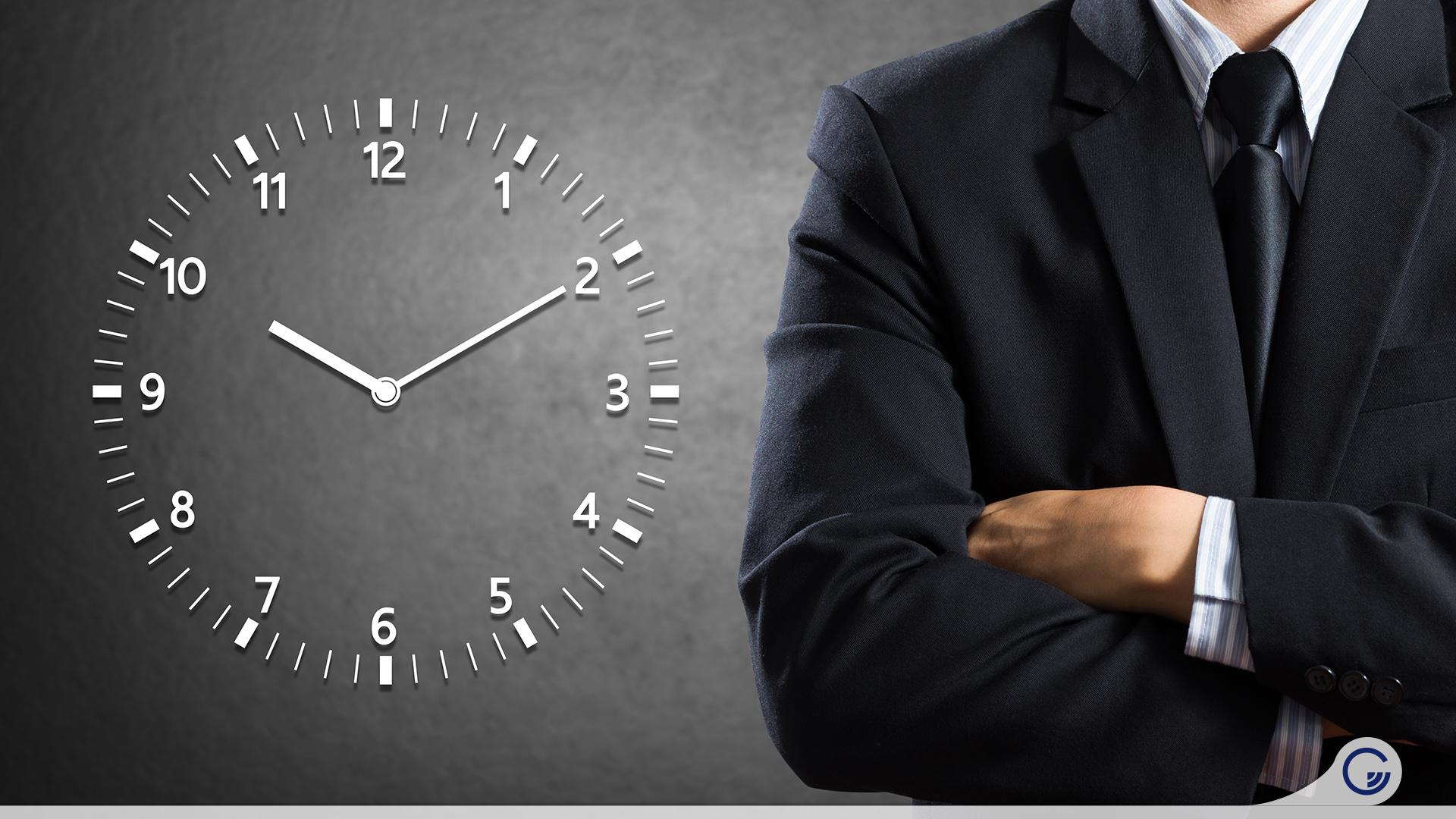Como administrar seu tempo?