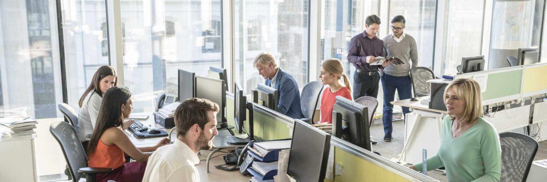 Comportamento positivo no ambiente de trabalho