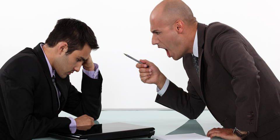 Como Lidar Com um Chefe de Personalidade Narcisista? - tiago curcio