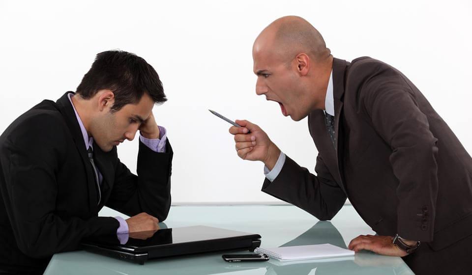 Como Lidar Com um Chefe de Personalidade Narcisista?