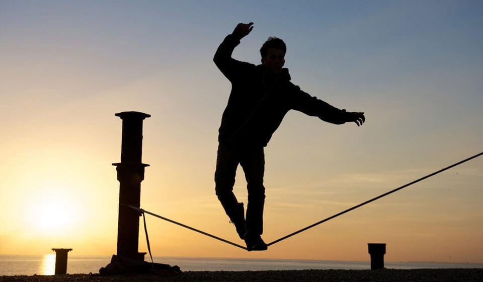 Como Manter o Equilíbrio nos Momentos Difíceis