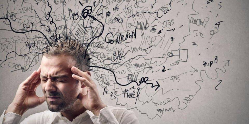 lidando com pensamento intrusivo - psicologia - casule