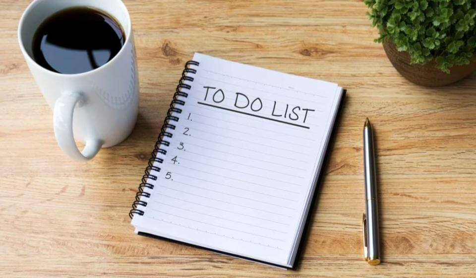 To Do List – Por Que é Importante Ter a Sua?
